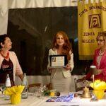 Dallo Zonta Club di Reggio Emilia la Targa Amelia Earhart 2021 a Valentina Rubertelli (2)
